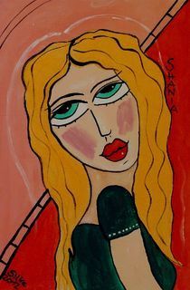 """Shania"" von Silke Heil-Sandberg"