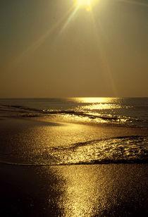 Die Sonne und das Meer von Ulrike Ilse Brück