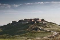 Tuscany - Village by Alex Fechner