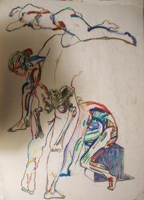 Anatomy in color by Alisha Fisher