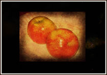 Two Little Red Apples. von Heather Goodwin