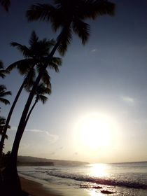 Beautiful Sunset, Samana by Tricia Rabanal