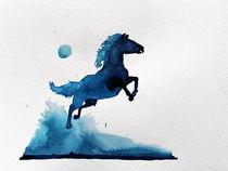 Equus ferus caballus by Condor Artworks