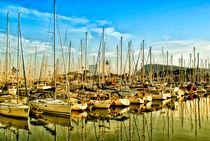 Barcelona - Barcelona Port by Hristo Hristov