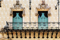 Barcelona - Casa Amatller von Hristo Hristov