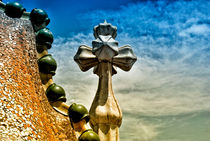 Barcelona - Casa Batlló von Hristo Hristov