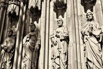 Barcelona - Cathedral of Santa Eulalia von Hristo Hristov