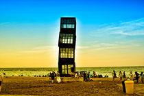 Barcelona - El lucero herido von Hristo Hristov