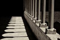 Barcelona - Monastery of Pedralbes by Hristo Hristov