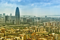 Barcelona - Torre Agba von Hristo Hristov