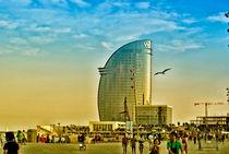 Barcelona - W Barcelona Hotel by Hristo Hristov