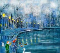 Wintertreiben by Heidi Schmitt-Lermann