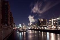 Hafen City von Simone Jahnke