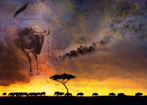 African Dreams XII by Ingo  Gerlach