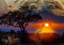 African Dreams I by Ingo  Gerlach