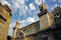 Altar des Vaterlandes - ROM von captainsilva
