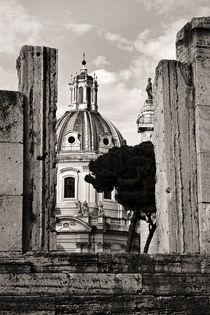 Santa Maria di Loreto - Katholische Kirche - Rom von captainsilva