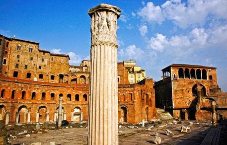 Roemisches-forum-rom-italien