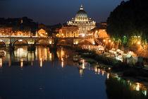 Rom - Vatikanstadt - Papst Benedikt von captainsilva