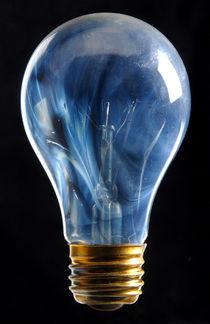 Blue Bulb by Philip Shone