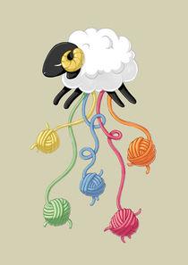 Wool Thread von freeminds