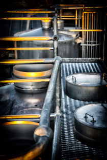 Wine Tanks by John Monteath