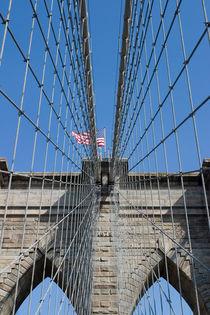 Brooklyn Bridge von kunertus