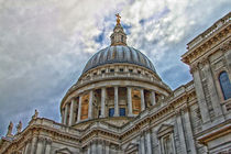 St Paul's Cathedral von David Pringle