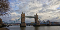 Tower Bridge by David Pringle