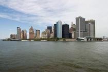 Battery Park von kunertus