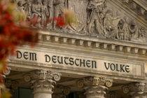 Dem Deutschen Volke by kunertus