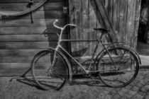 Oldtimer Fahrrad by blackbiker