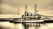 The Tall Ship Glenlee by braveheartimages