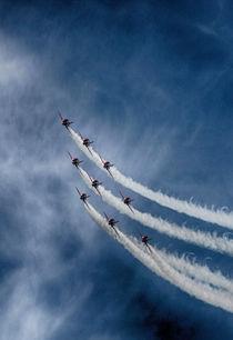 RAF Red Arrows von Phil Clements