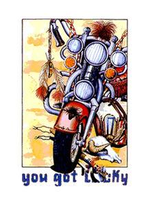 Harley 2 von 3 by Hawe Mölls