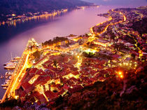 Night Kotor by Andrey Lavrov