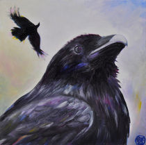 Raven by Barry Weatherall
