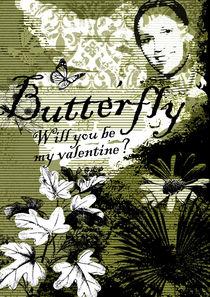 Butterfly by Tyto Alba