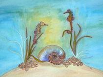 Aquarium von Dagmar Laimgruber