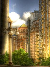 """GOTHAM CITY"" by Ricardo Braescher"