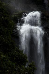 Water fall by Hemantha Arunasiri