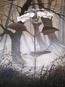 Herbsthortensie von Karin Pätzold
