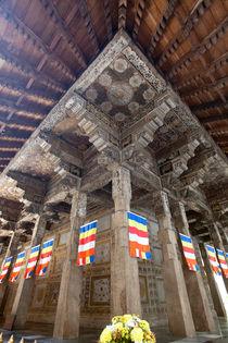 Palace by Hemantha Arunasiri