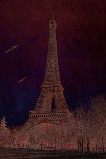 Eiffel Tower von David Pringle