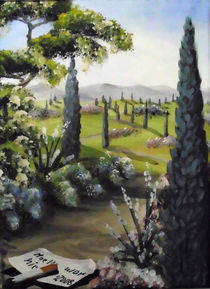 Toscana 3 von 3 by Hawe Mölls