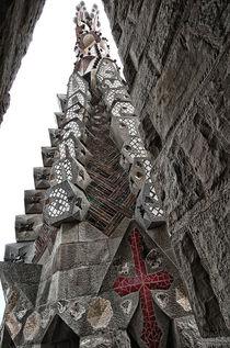 """Gaudí's strange geometry"" by JACINTO TEE"