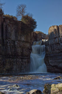 High Force Waterfall by David Pringle