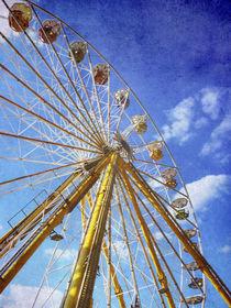 Auf dem Jahrmarkt #2 by Angela Bruno