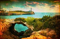 Leuchtturm von Portocolom by pahit