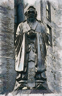 Confucius by dado
